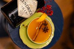 4+1 υπέροχες και «ψαγμένες» συνταγές για χειμωνιάτικα, γιορτινά κοκτέιλ από το Mr. Fox
